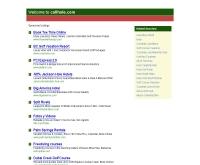 คอลโฮล - callhole.com