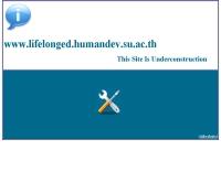 ภาควิชาการศึกษานอกโรงเรียน มหาวิทยาลัยศิลปากร วิทยาเขตพระราชวังสนามจันทร์ - lifelonged.humandev.su.ac.th