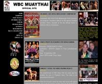 สมาคมมวยไทยโลก - wbcmuaythai.com