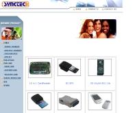 บริษัท ซินเทค จำกัด(ประเทศไทย) - synctech-online.com