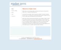 มาเดนท์เจมส์ - madangems.com