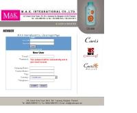 บริษัท เอ็ม.เอ.เค.เอ็กซปอร์ต จำกัด - makexport.net