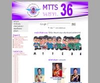 นักเรียนช่างฝีมือทหาร รุ่นที่ 36 - mtts36.com