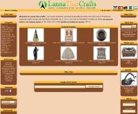 ล้านนา ไทย คราฟท์ - lannathaicrafts.com