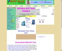 เอซีพีเทค - acptech.th.gs