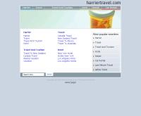 บริษัท แฮรรี่อินเตอร์แนชชั่นนัล ทราเวิลดิสก์ จำกัด - harriertravel.com