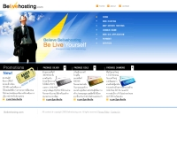 บีลีฟโฮสติ้ง - belivehosting.com