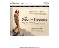 อีฟาบูลอส - e-fabulous.com