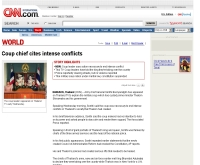 สถานการณ์ปฎิวัติ : CNN - edition.cnn.com/2006/WORLD/asiapcf/09/19/thailand.coup.rumor/index.html