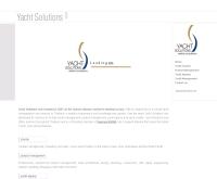 ยอร์ช โซลูชั่น - yachtsolutions.net
