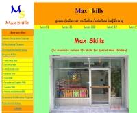 ศูนย์กระตุ้นพัฒนาการและฝึกทักษะในเด็กพิเศษโดยผู้เชี่ยวชาญ - geocities.com/maxskillsthailand