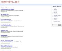 โคราชโฮเต็ล - korathotel.com