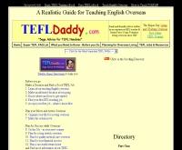 ทีอีเอฟแอล แดดดี้ - tefldaddy.com