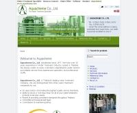 บริษัท อควาเคมี จำกัด - aquacheme.com