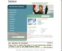 ศูนย์วิเคราะห์สภาวะและแนวโน้มการศึกษา - thaiedstat.org