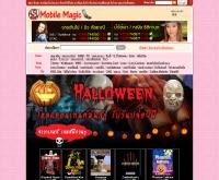 SANOOK! ฮาโลวีน - mobilemagic.sanook.com/activity/halloween