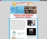 โครงการงดการทารุณกรรมช้างไทย - helpthaielephants.com