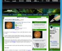 ดาวพุธผ่านหน้าดวงอาทิตย์  - space.com/scienceastronomy/061010_science_tuesday.html