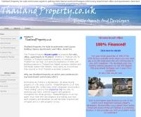 ไทยแลนด์พร็อพเพอร์ตี้ - thailandproperty.co.uk
