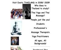 ไทยแลนด์สตัดดี้ทัวร์ - thailandstudytours.com