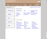 อี-มาร์เก็ตติ้งออนไลน์ - e-marketingonline.net