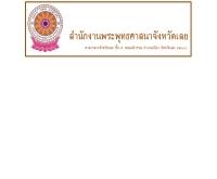 สำนักงานพระพุทธศาสนาจังหวัดเลย - praputloei.th.gs