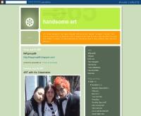 แฮนซั่ม อาร์ท - handsomeart.blogspot.com/