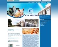 บริษัท โนวาเมดิซีน จำกัด - novamedicine.net