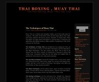 สมาคมมวยไทยเวทีราชดำเนิน - thai-boxing.org