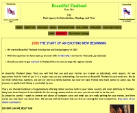 บิวตี้ฟูลไทยแลนด์ - beau-thai.co.uk