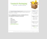 บริษัท ธนธัช บรรจุภัณฑ์ (ประเทศไทย) จำกัด - tanatach.com