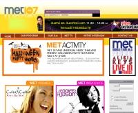 เมทหนึ่งร้อยเจ็ด - radio.mcot.net/met