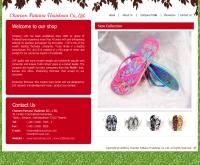 บรัษัท เจริญพัฒนารองเท้าไทย จำกัด - taurusshoes.com