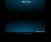 เอแบคโพลล์ : ABAC Poll - abacpoll.th.org