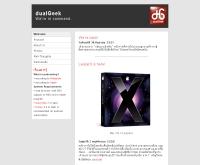 ดูอัล กิ๊ก : Dual Geek - dualgeek.com