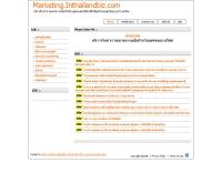 การตลาดทางเน็ต - marketing.inthailandbiz.com