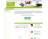 บริษัท บิลเลี่ยนเอ็นเตอร์ไพรส์ จำกัด - billionpolymer.com