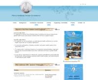 การประชุมนานาชาติประจำปี รางวัลสมเด็จเจ้าฟ้ามหิดล 2550 - pmaconference.org