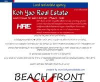 บริษัท เกาะยาว เรียลเอสเตรท จำกัด - kohyaorealestate.com