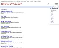 ซีโร่แฮท - zerohatemusic.com