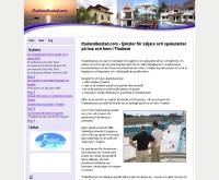 ไทยแลนด์บอสตัด - thailandbostad.com
