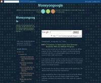 มันนี่ออนกูเกิ้ล - moneyongoogle.blogspot.com