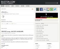 บักต้นดอทคอม - bugton.com