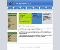 บริษัท ไตร เบสท์ โซลูชั่น จำกัด - tribestsolution.com