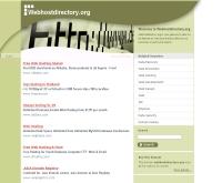 เว็บโฮสไดเรคทอรี่ - webhostdirectory.org