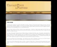 ห้างหุ้นส่วนจำกัด ชวลิต ฟินช์ แอนด์ พาร์ทเนอร์ส - chavalitfinchlaw.com