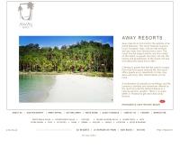 อเวย์รีสอร์ทเกาะกูด - awayresorts.com