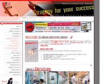 บริษัท มีเดีย เอ็กเช็คคิวทีฟ กรุ๊ป จำกัด - meg-mediagroup.com