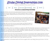 สคูบาไดวิ่งอินเทิร์นชิพส์ - scubadivinginternships.com