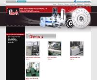 บริษัท พี.เค.เอ็ม. เมทัลเวิร์ค ไดคาสติ้ง จำกัด - pkmdiecasting.com